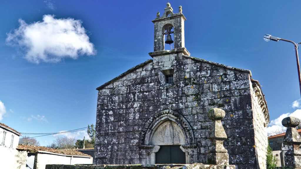 Iglesia Leboreiro en Malide