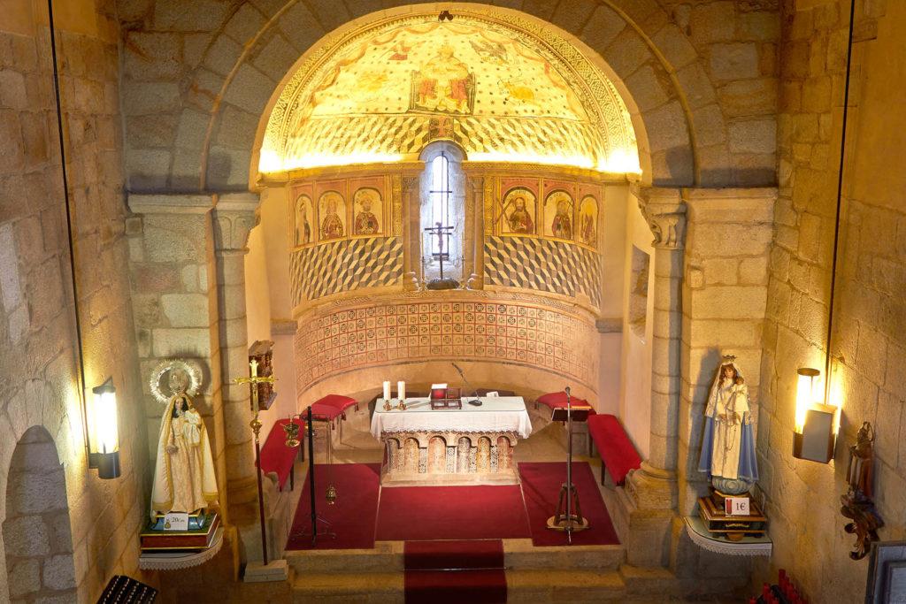 Iglesia de Santa Maria en Melide